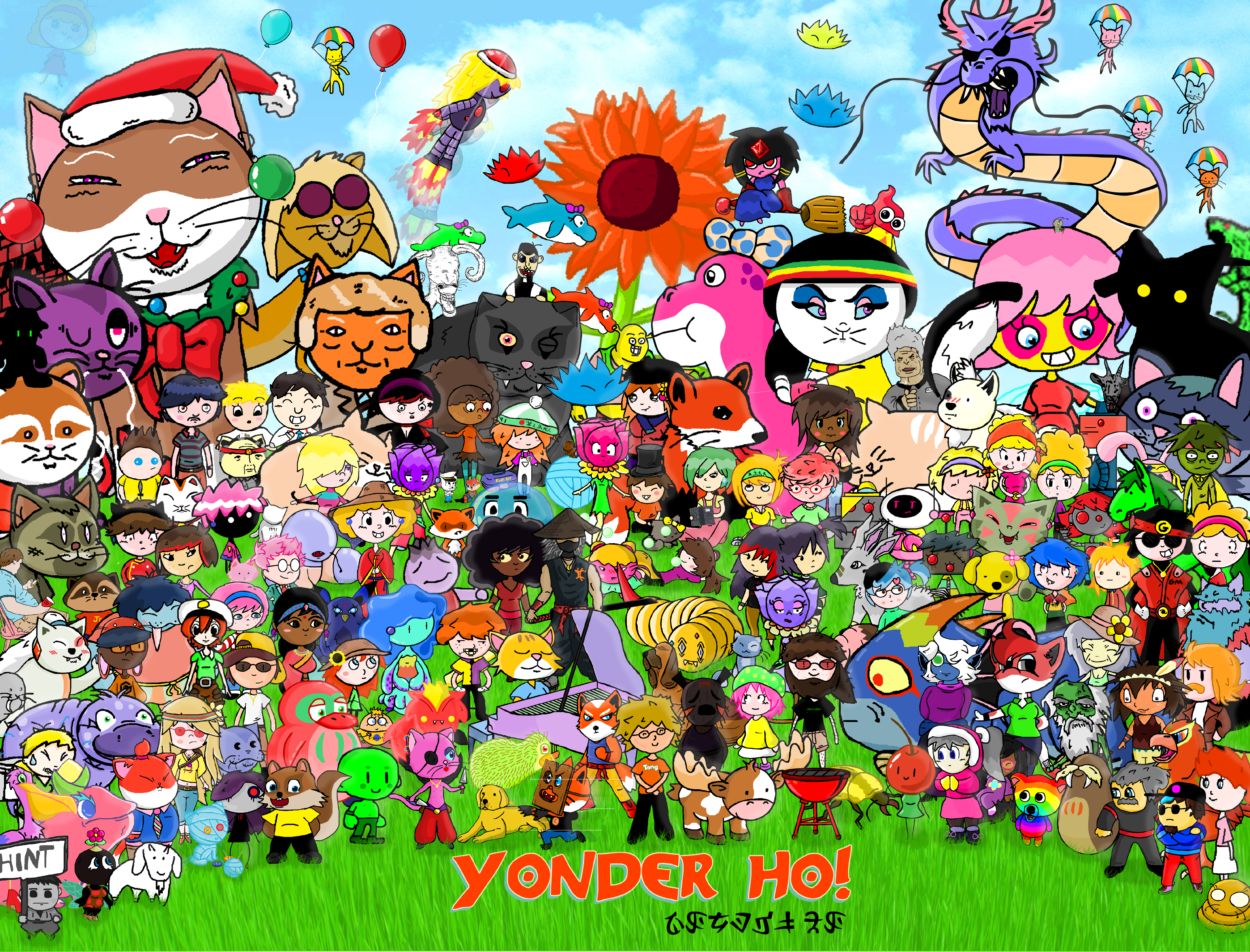 The Yonderverse 2017