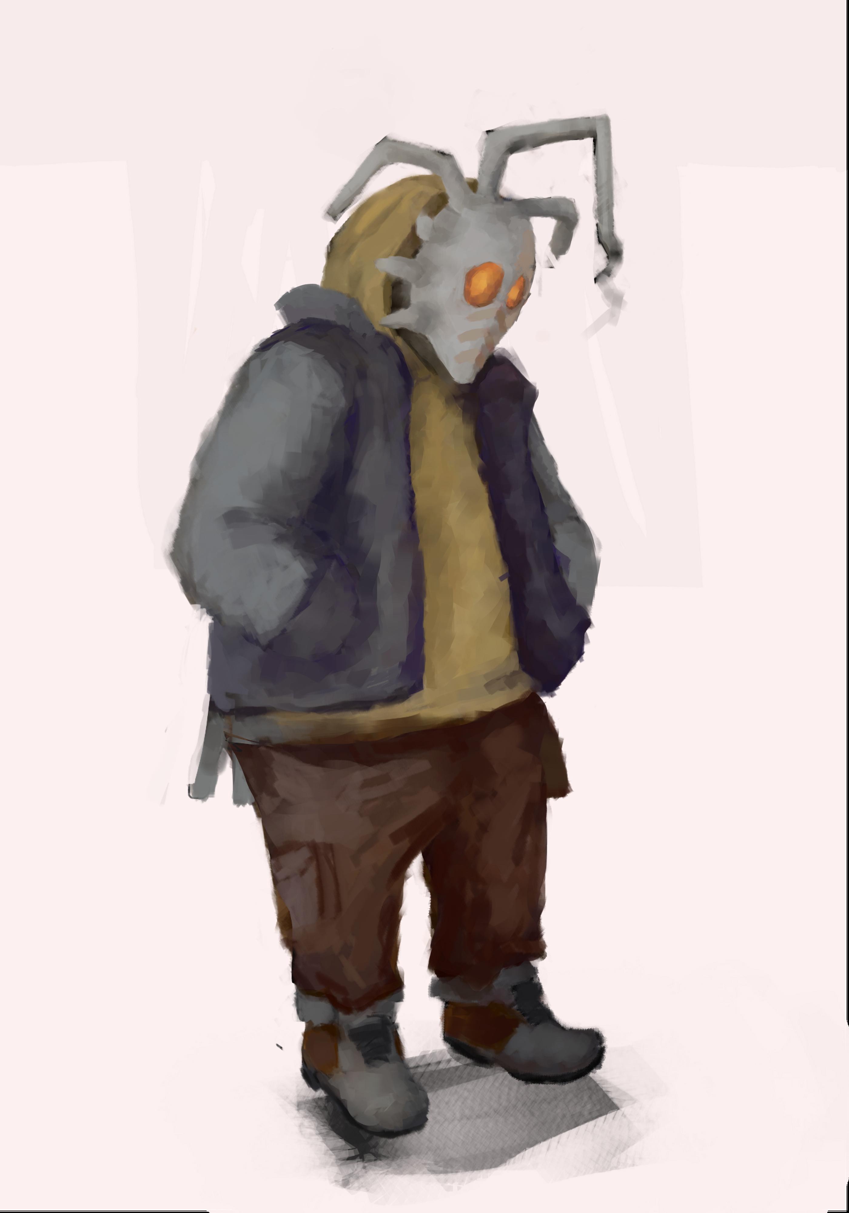 urban character