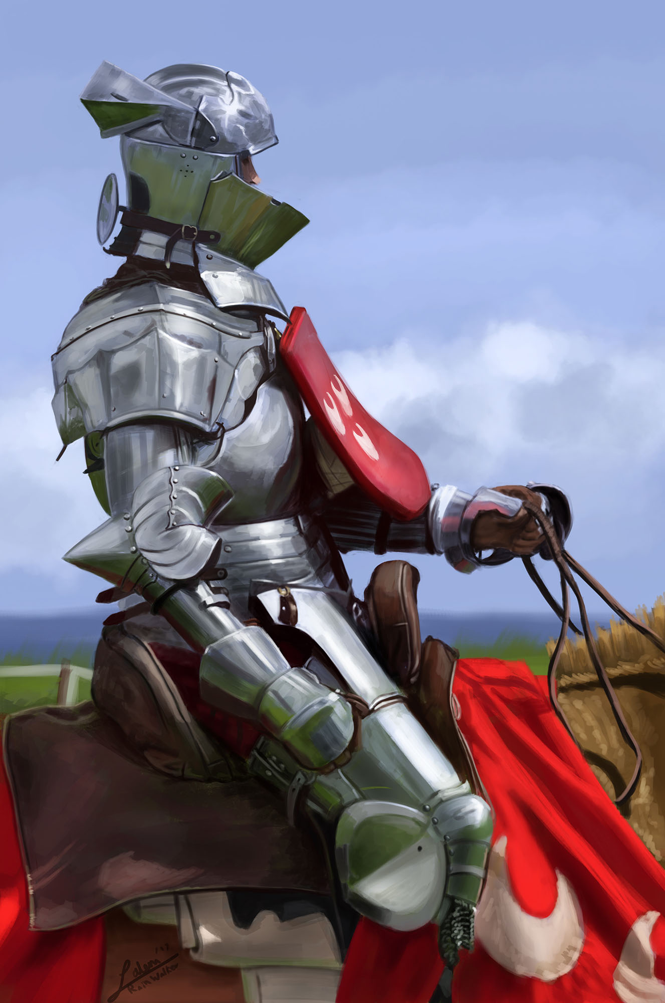 Medieval Armor Study No.1 Visual Library Series