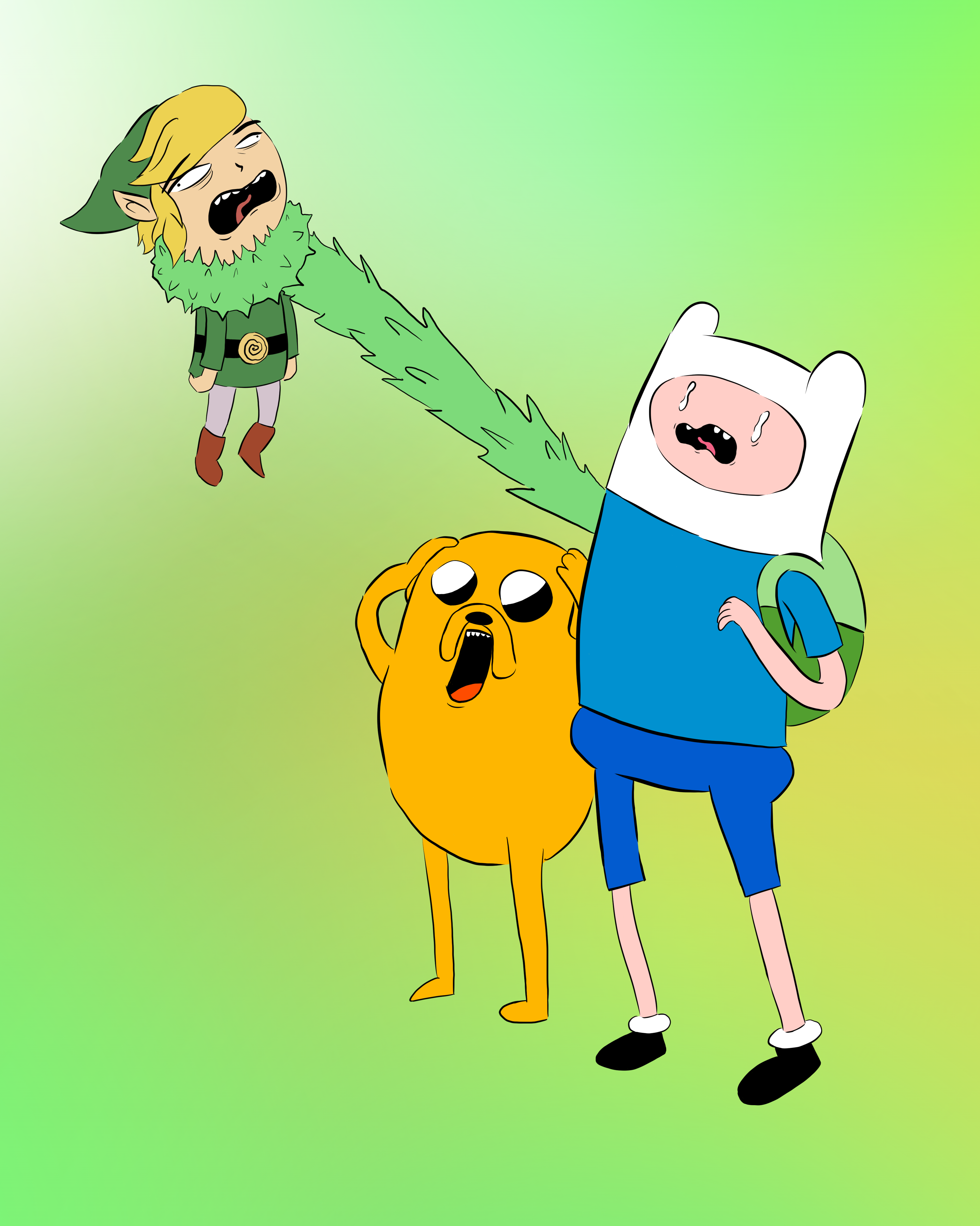Legend of Adventure Time