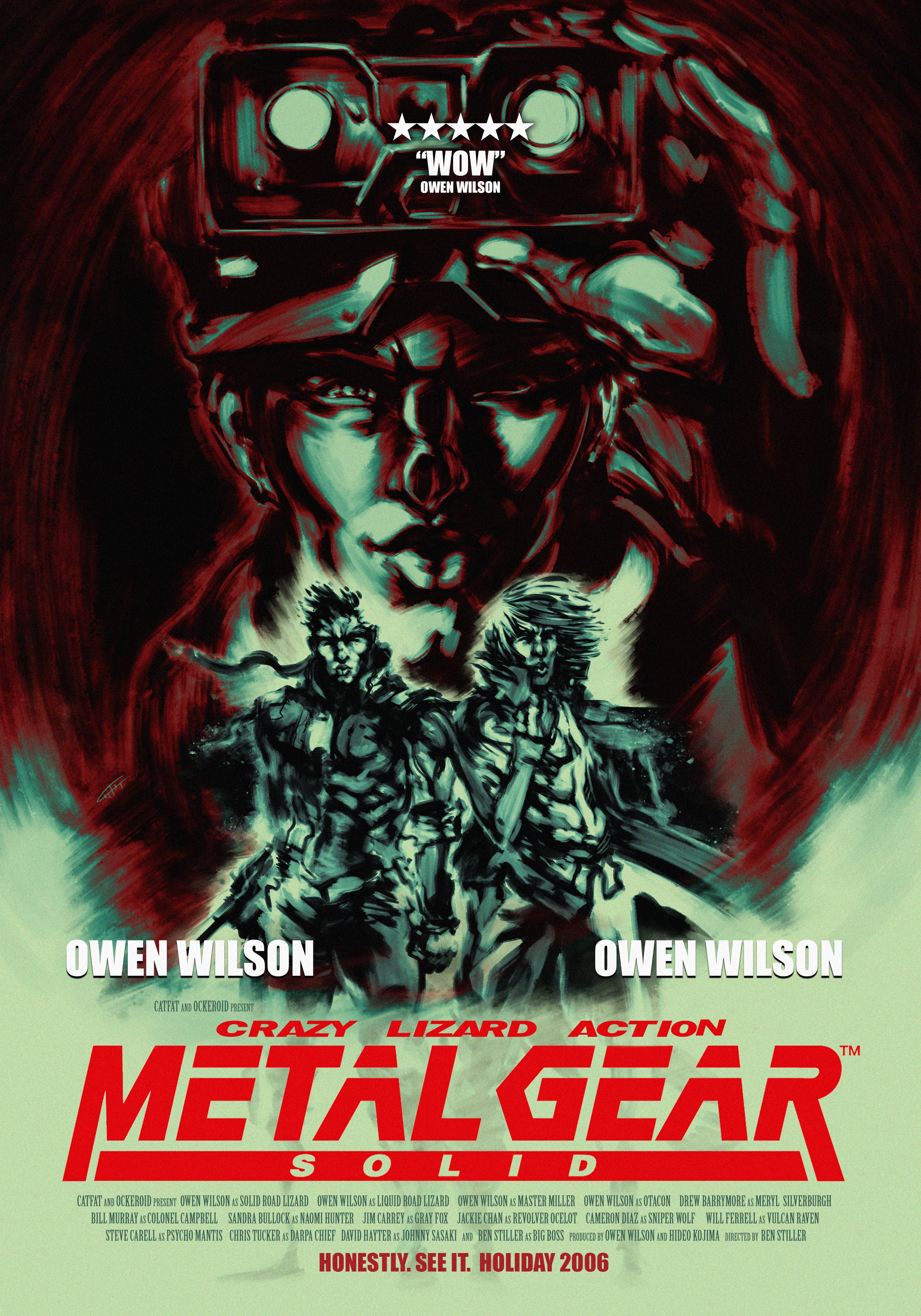 Metal Gear Owen