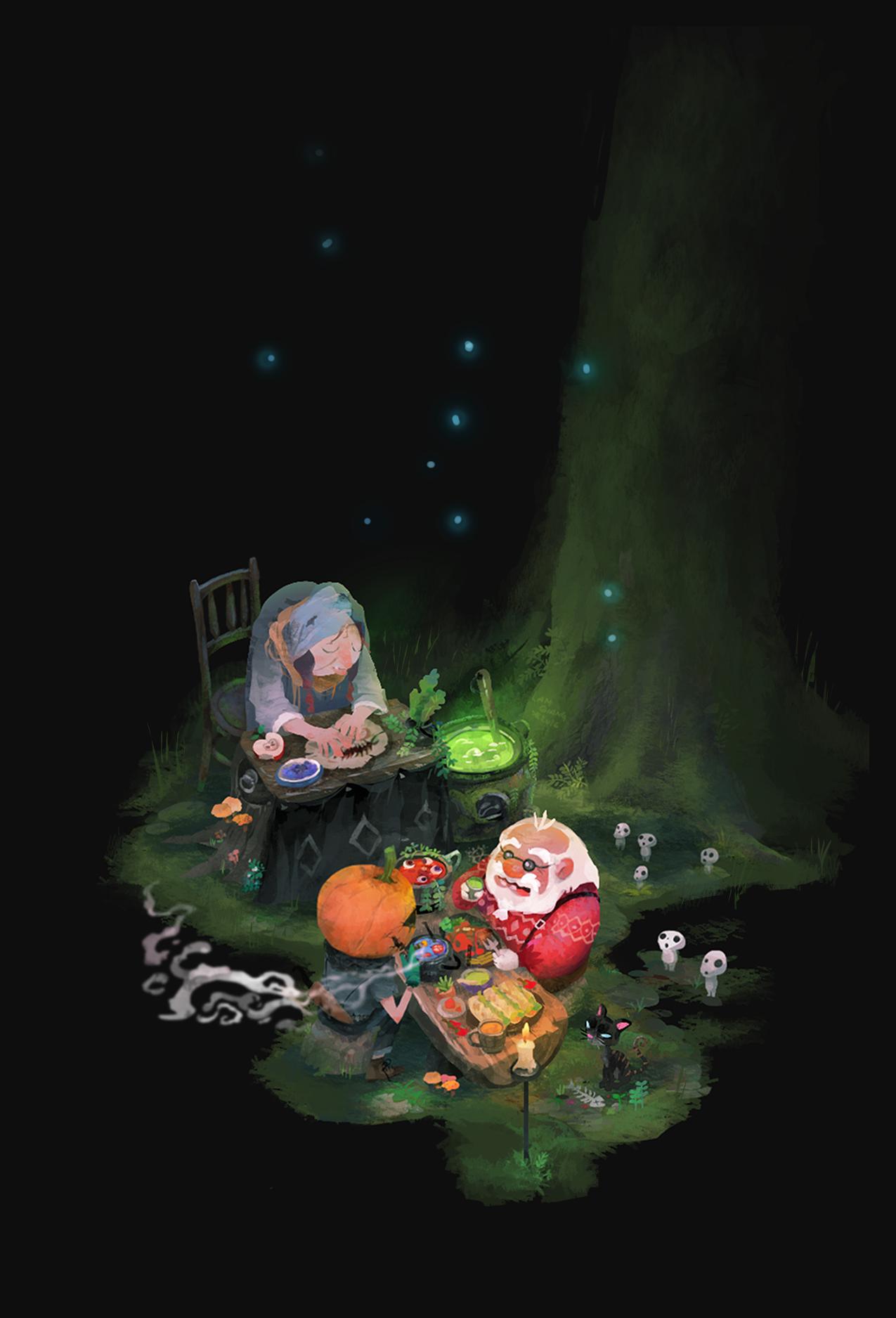 HalloweenMeetChristmas