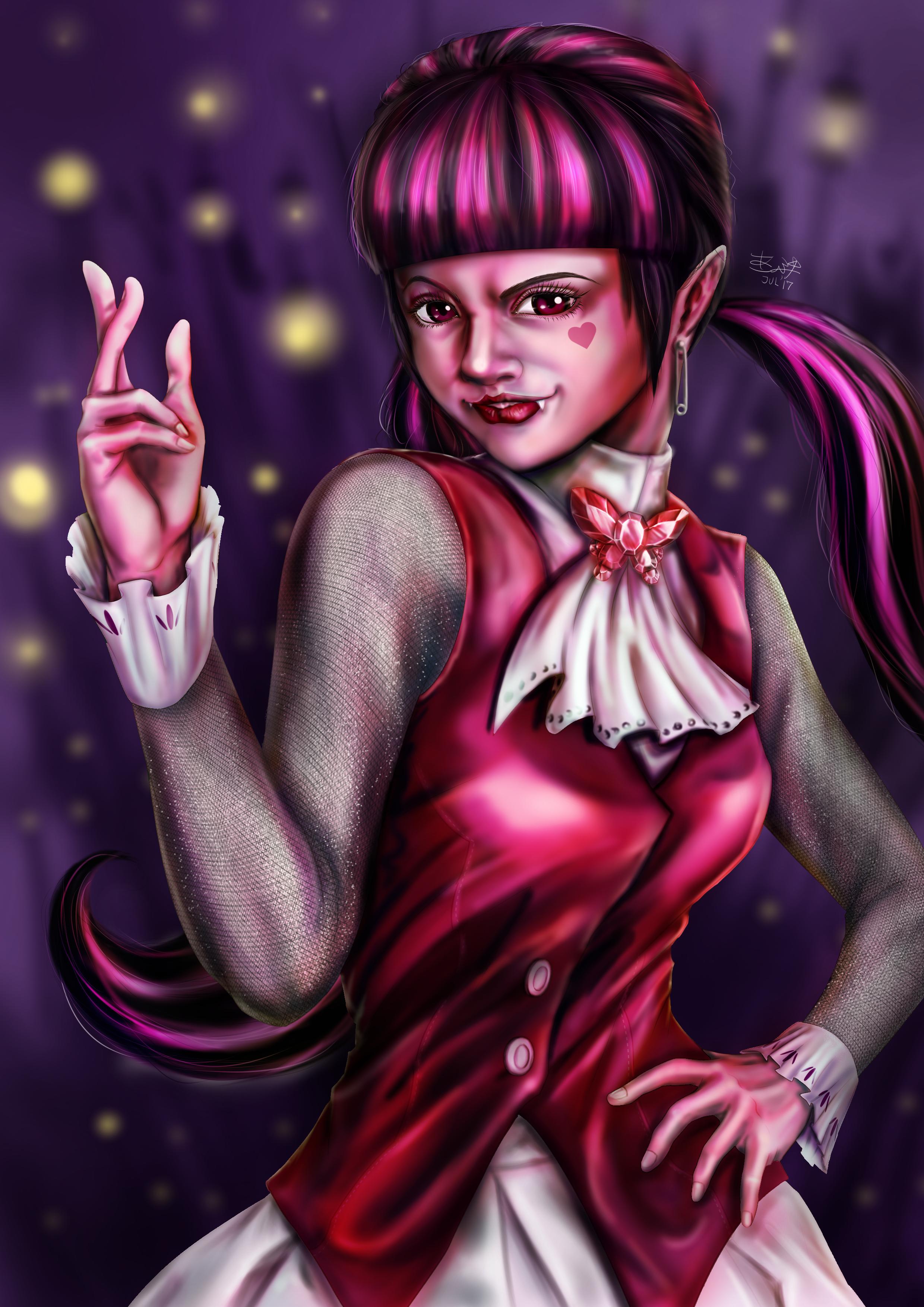 Draculaura Daughter of Vampire