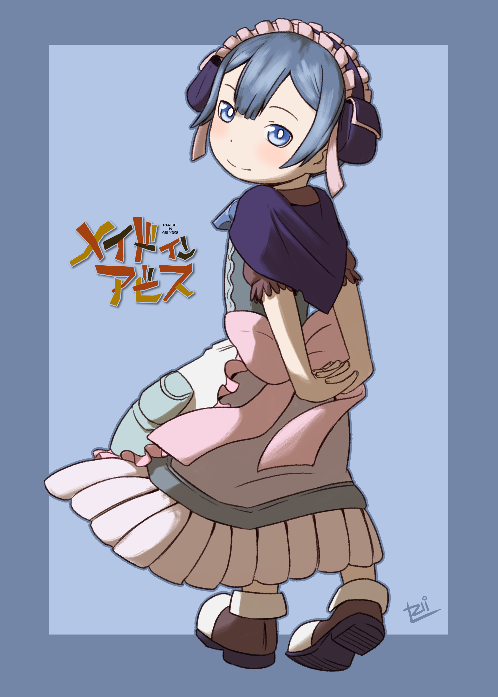 Made In Abyss Maruruk By Elzielai On Newgrounds
