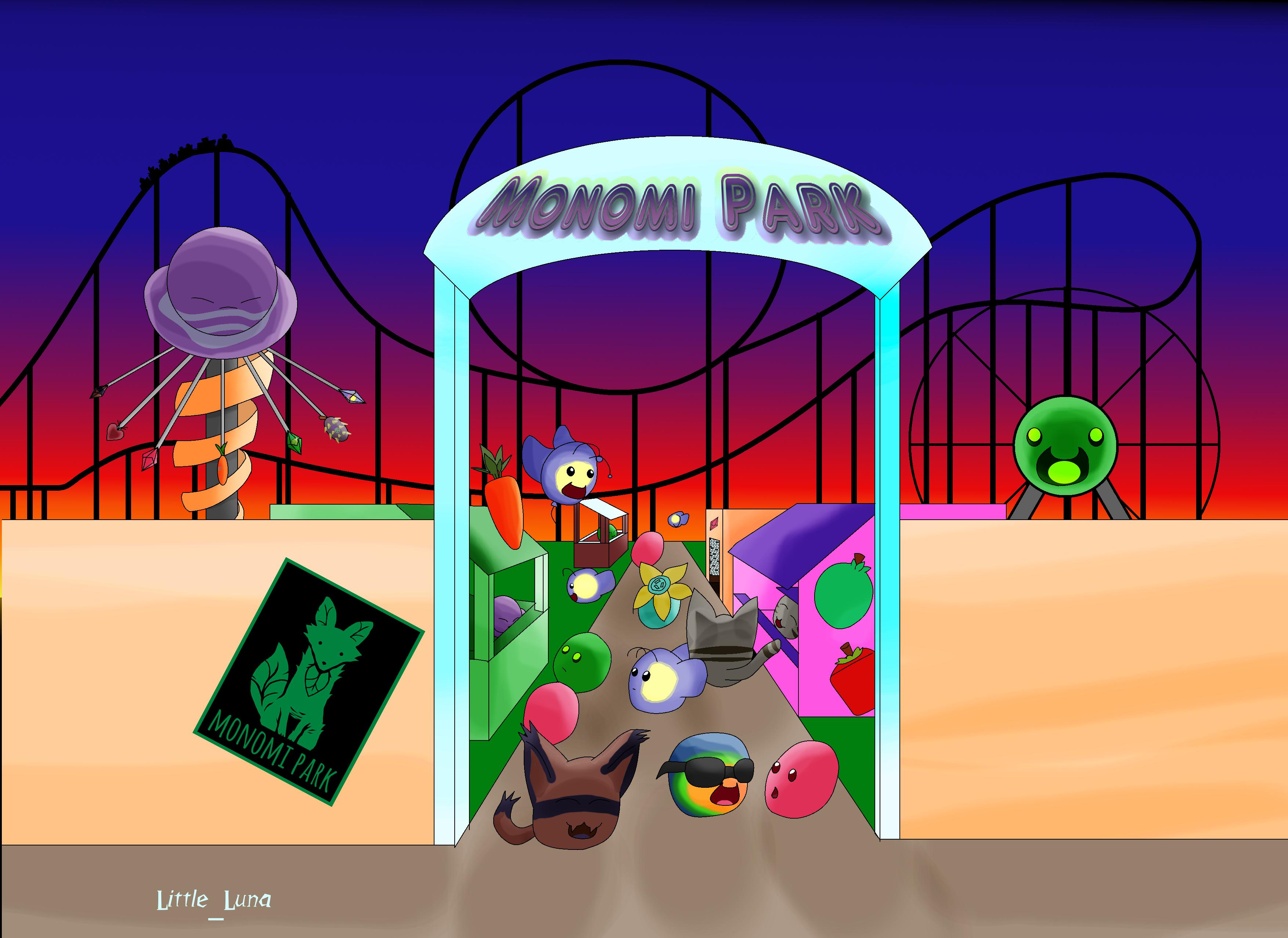 Monomi Park