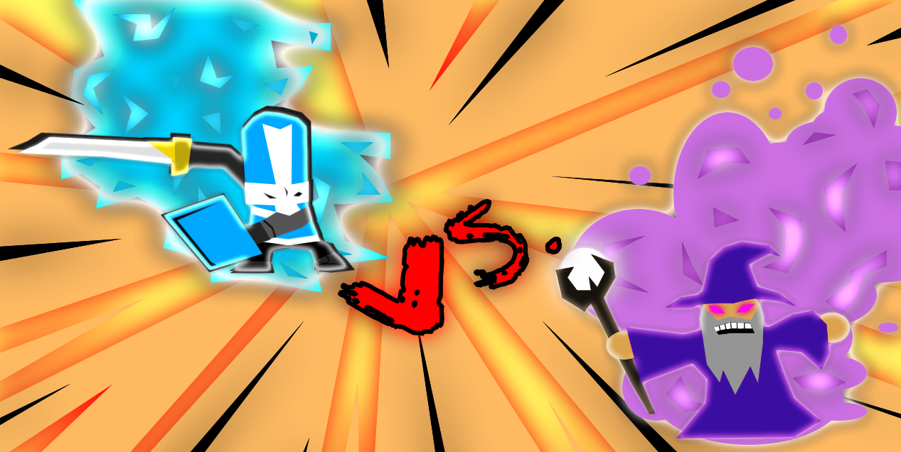 Crypt Shyfter vs. Castle Crashers!