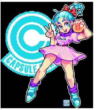 capsule chick