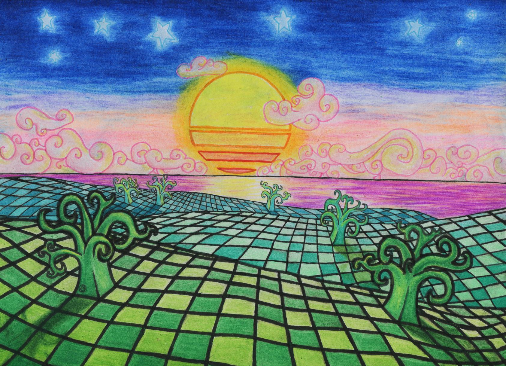 Nostalgic Dreamscape