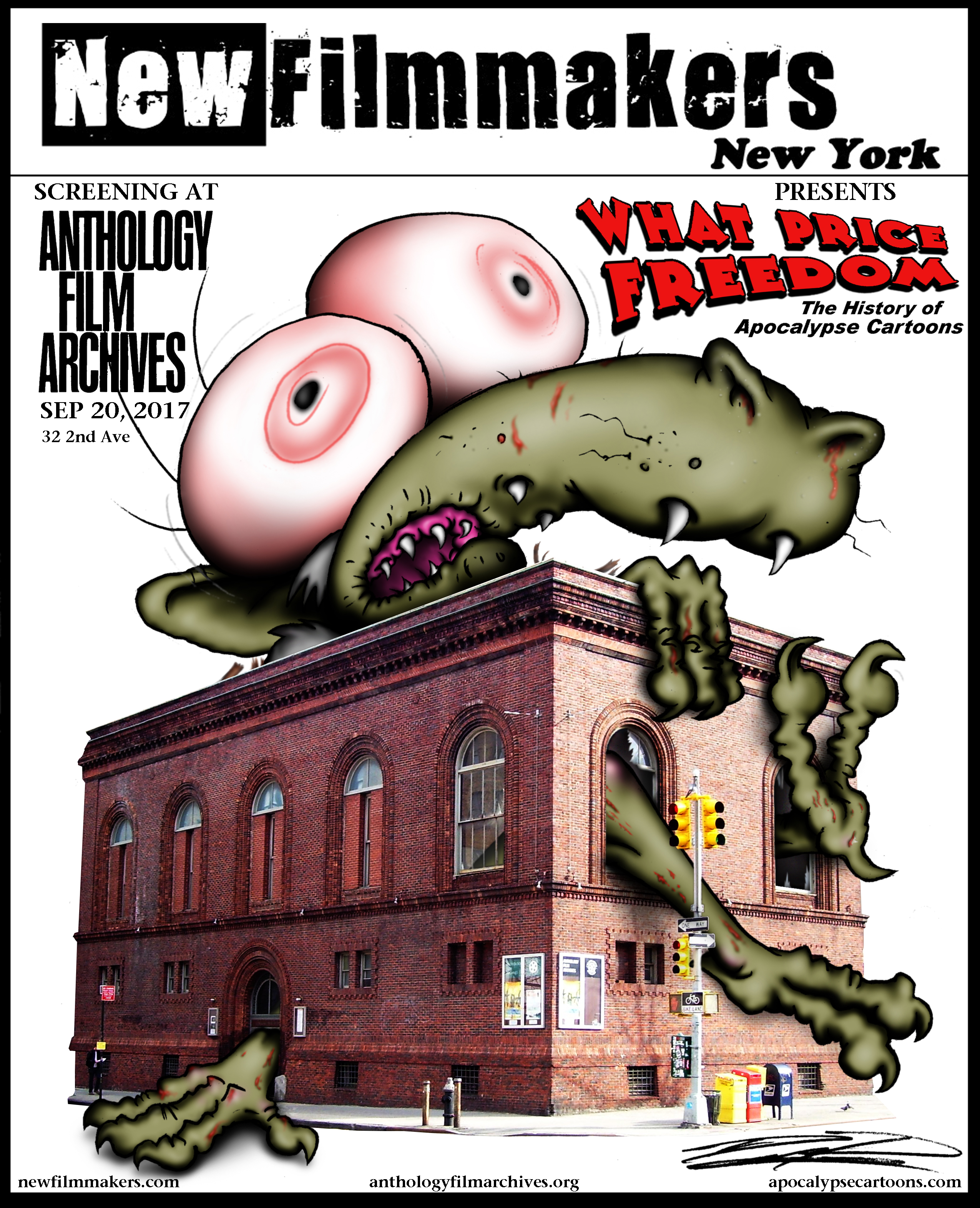 WPF at NewFilmmakers NY