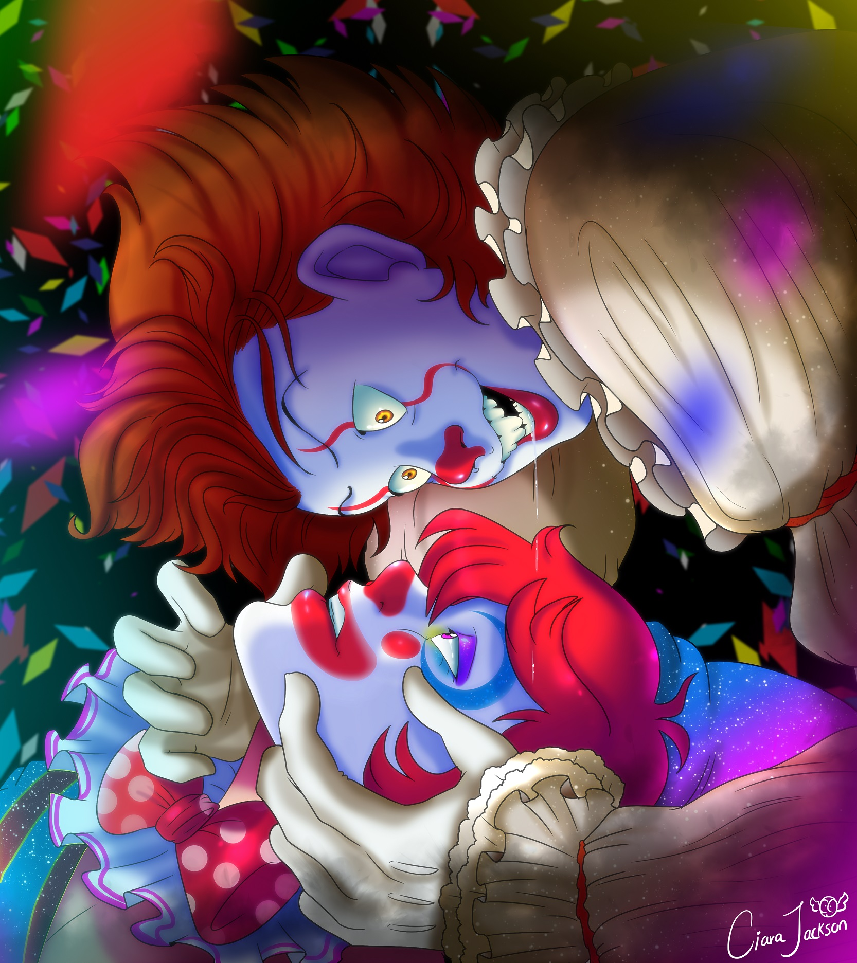 Trix and Pennywise