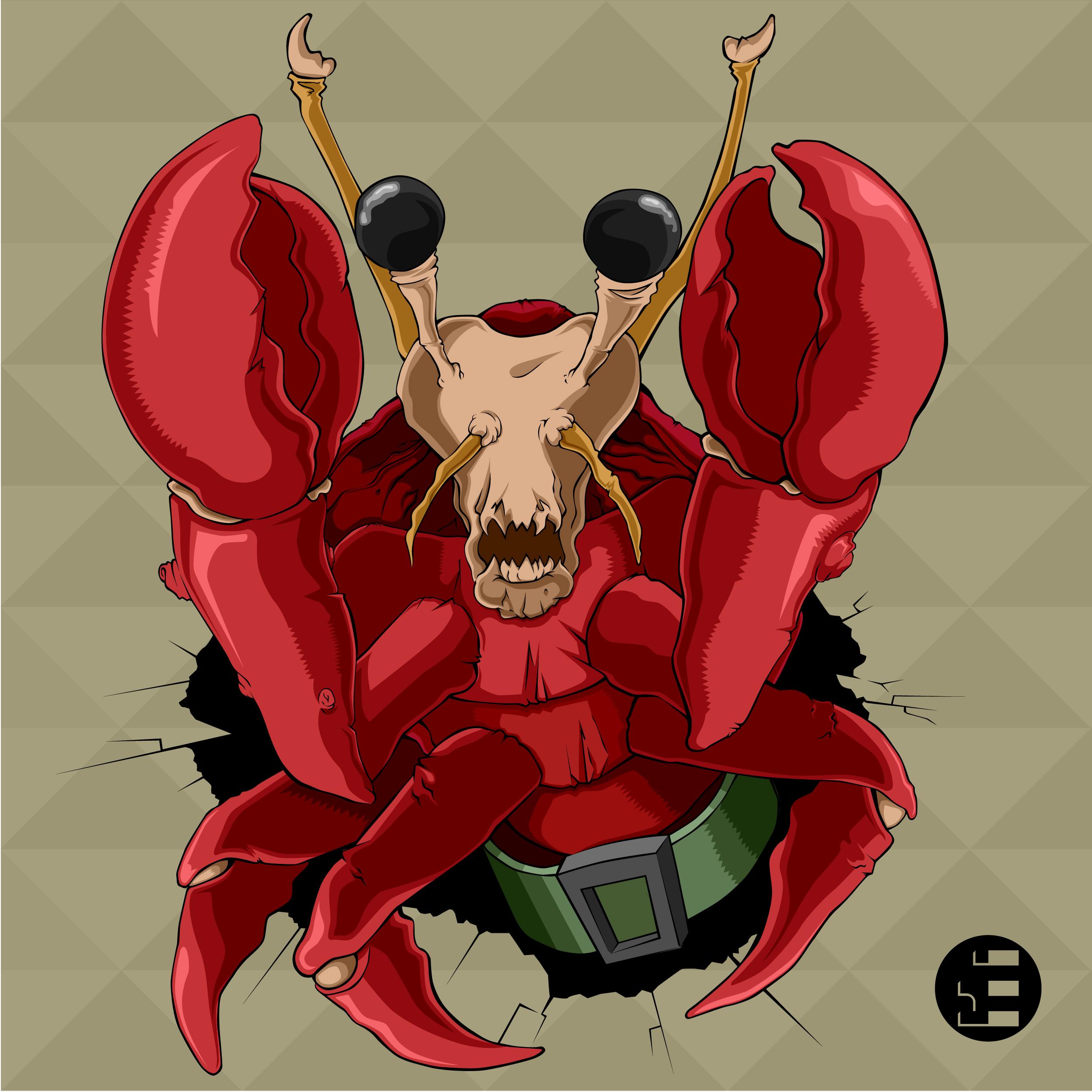Crab people! Crab people!