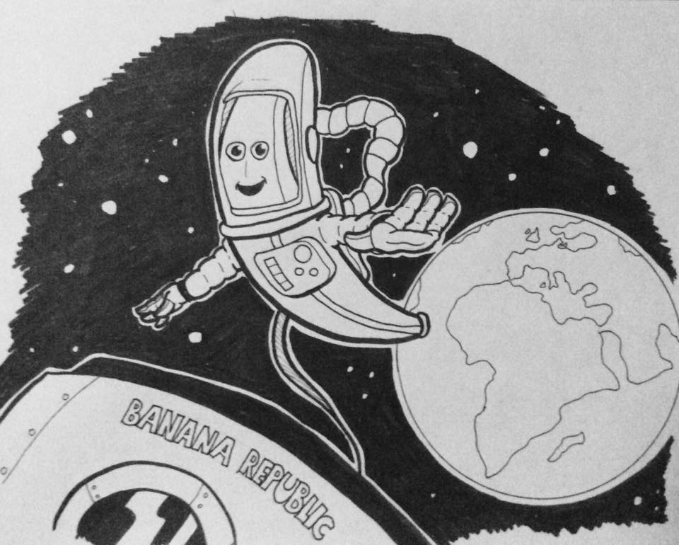 Space Banana
