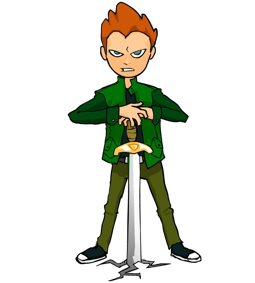 Pico's sword