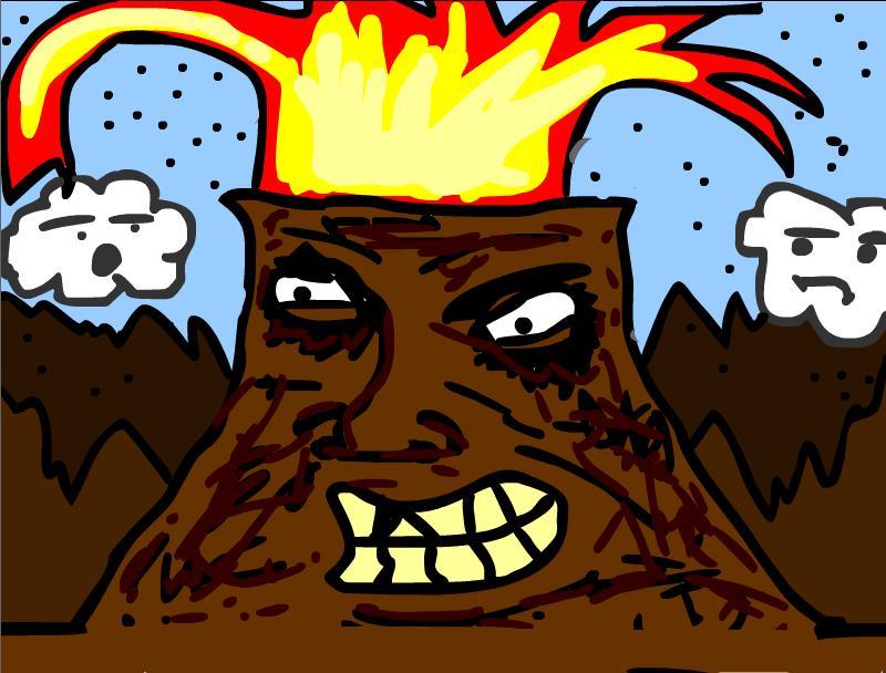 Volcano Fury