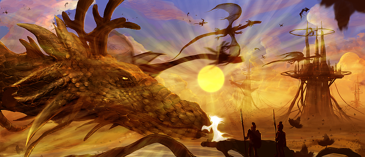 Dragons farewell