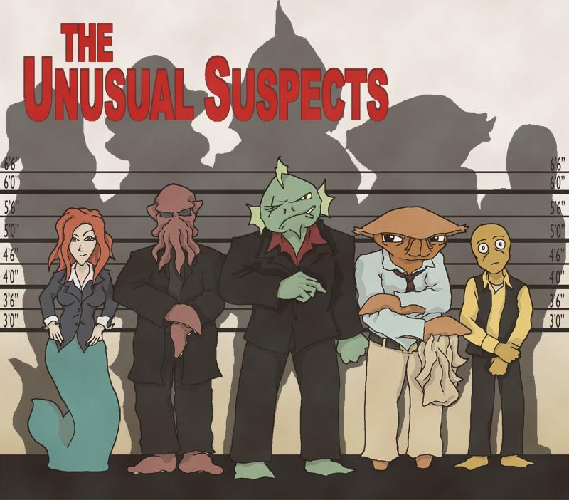 Unusual Suspects - Halloween09