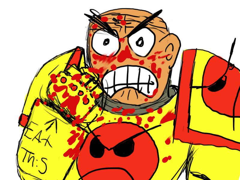 Rage Marine