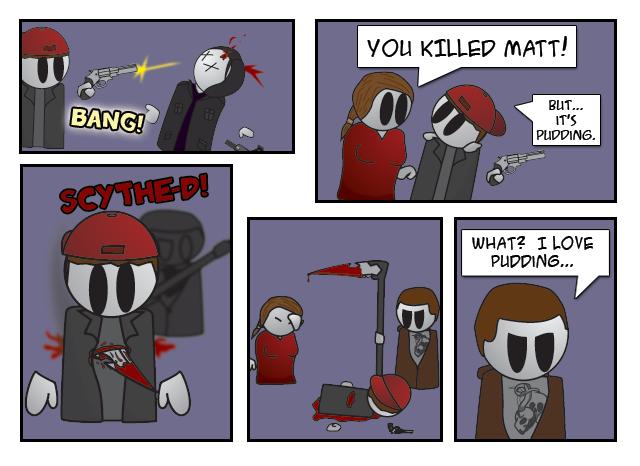 Team Battle - Page Three