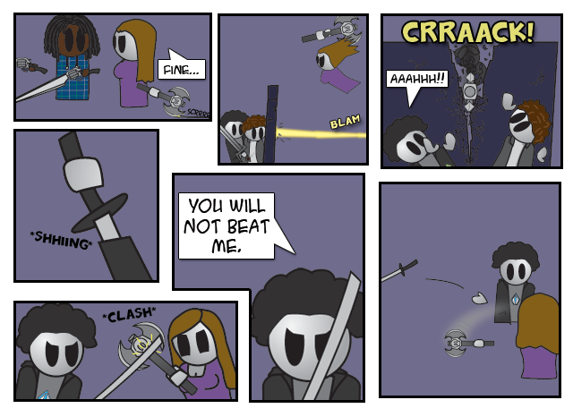 Team Battle - Page Six