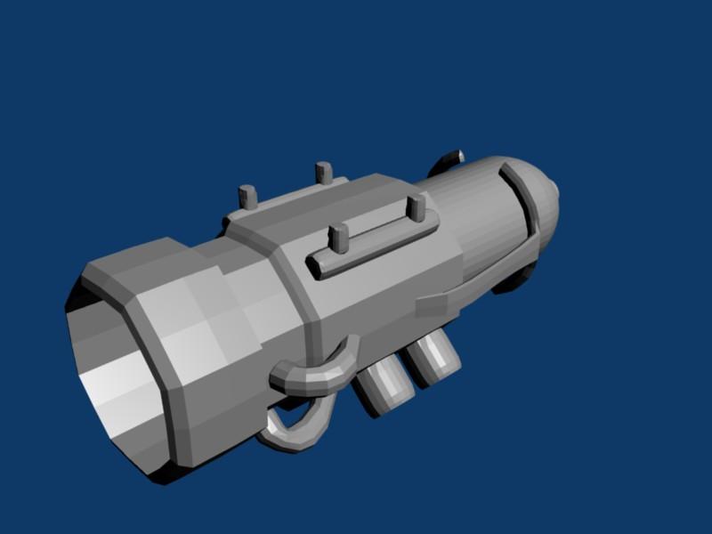 Nitro-Cannon