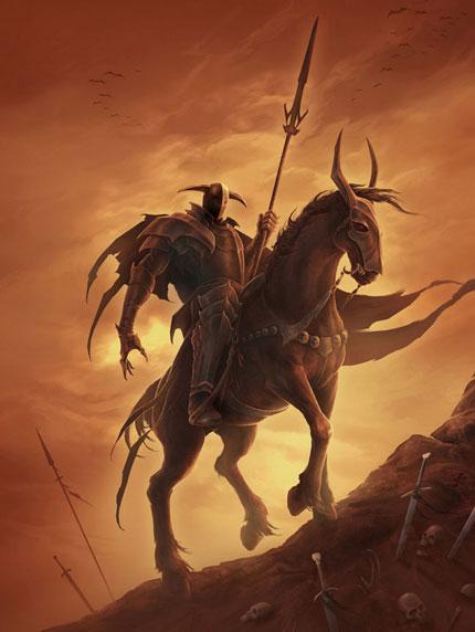 The Knight of the Underworld