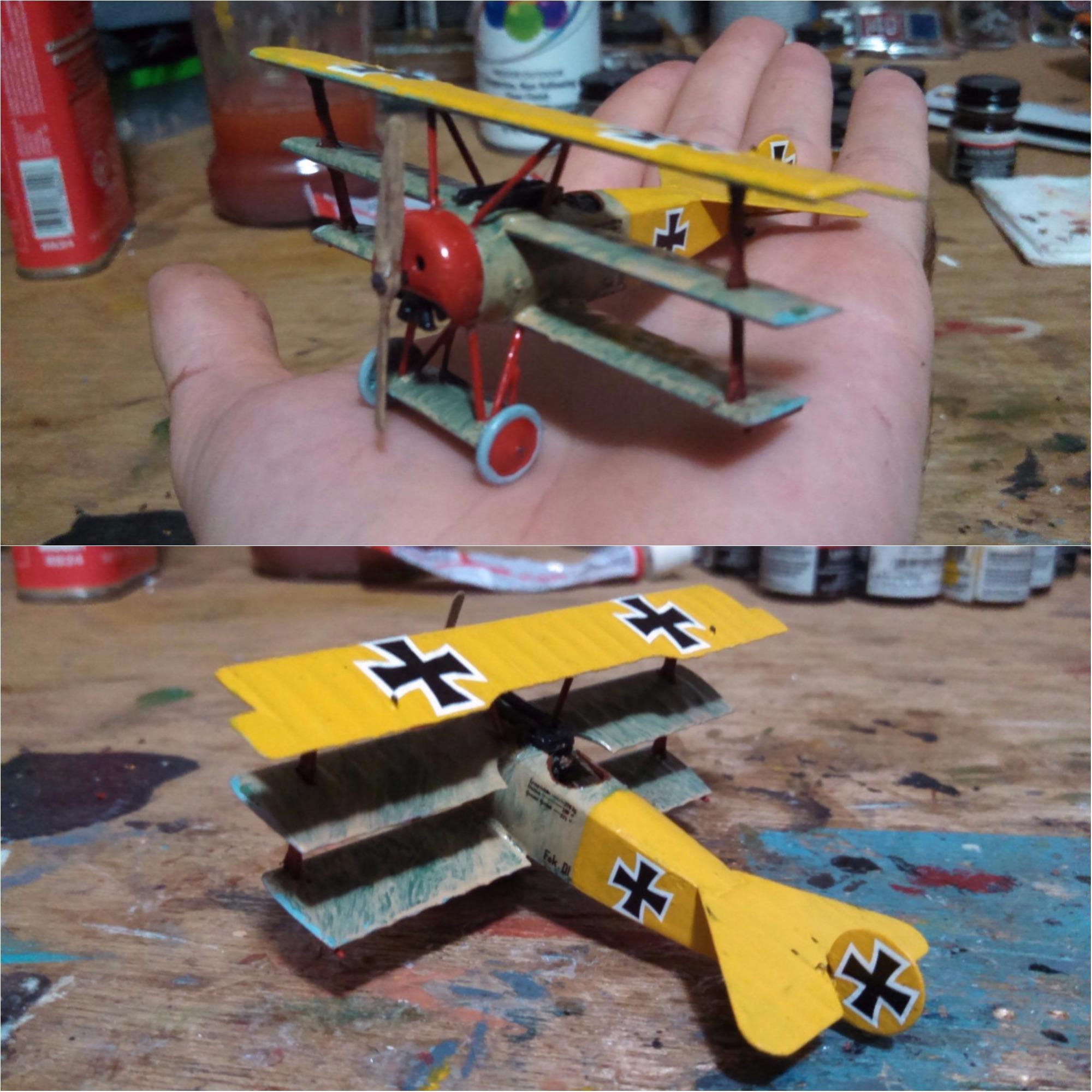 1/72 Revell Fokker Dr. 1