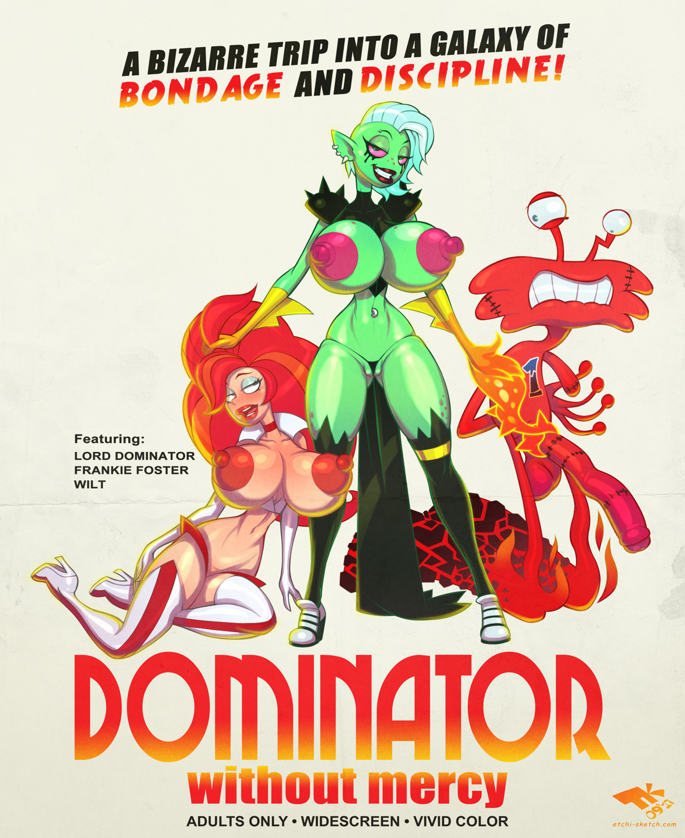 Imagination Domination