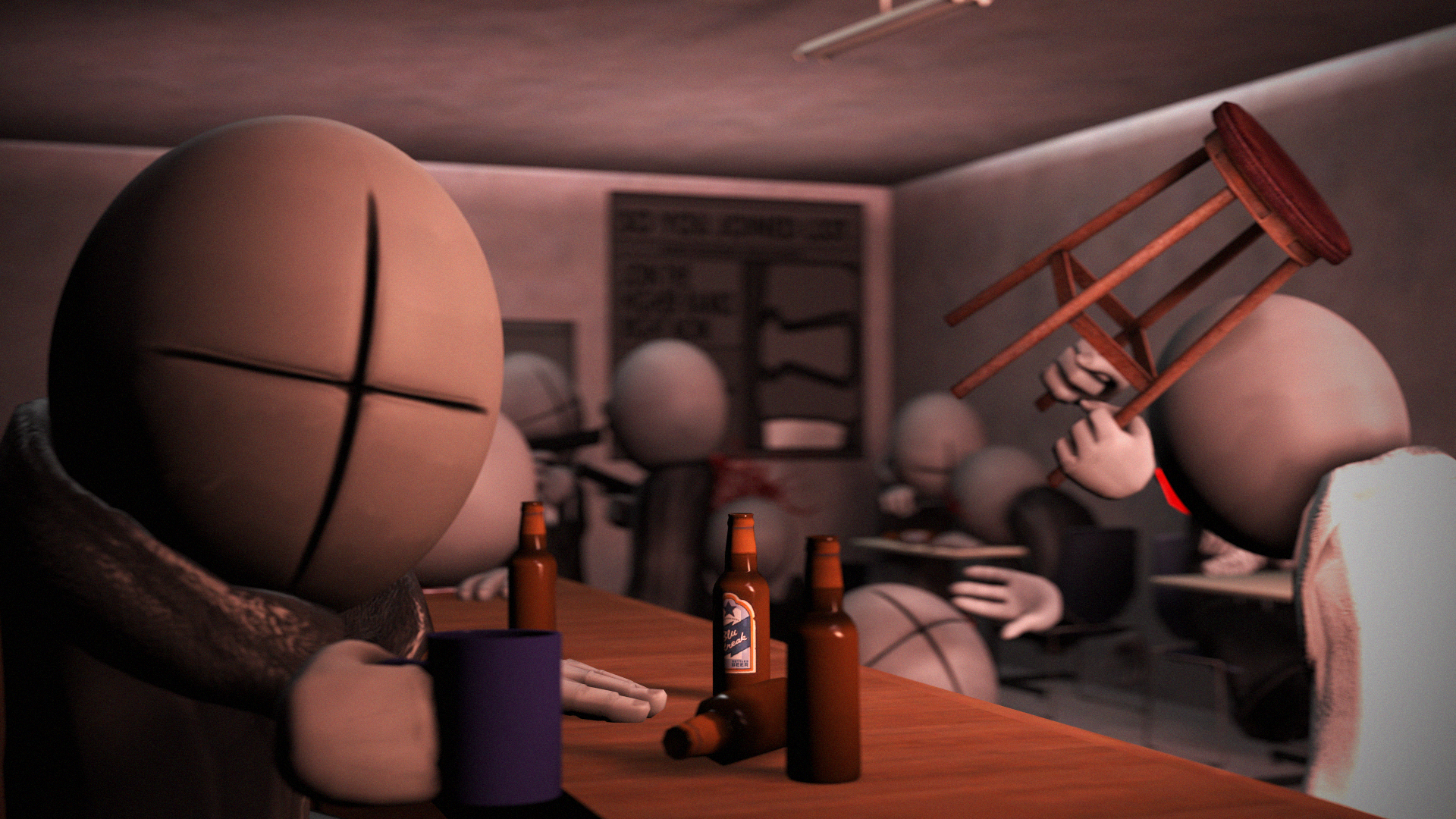 [SFM] Ordinary Job.