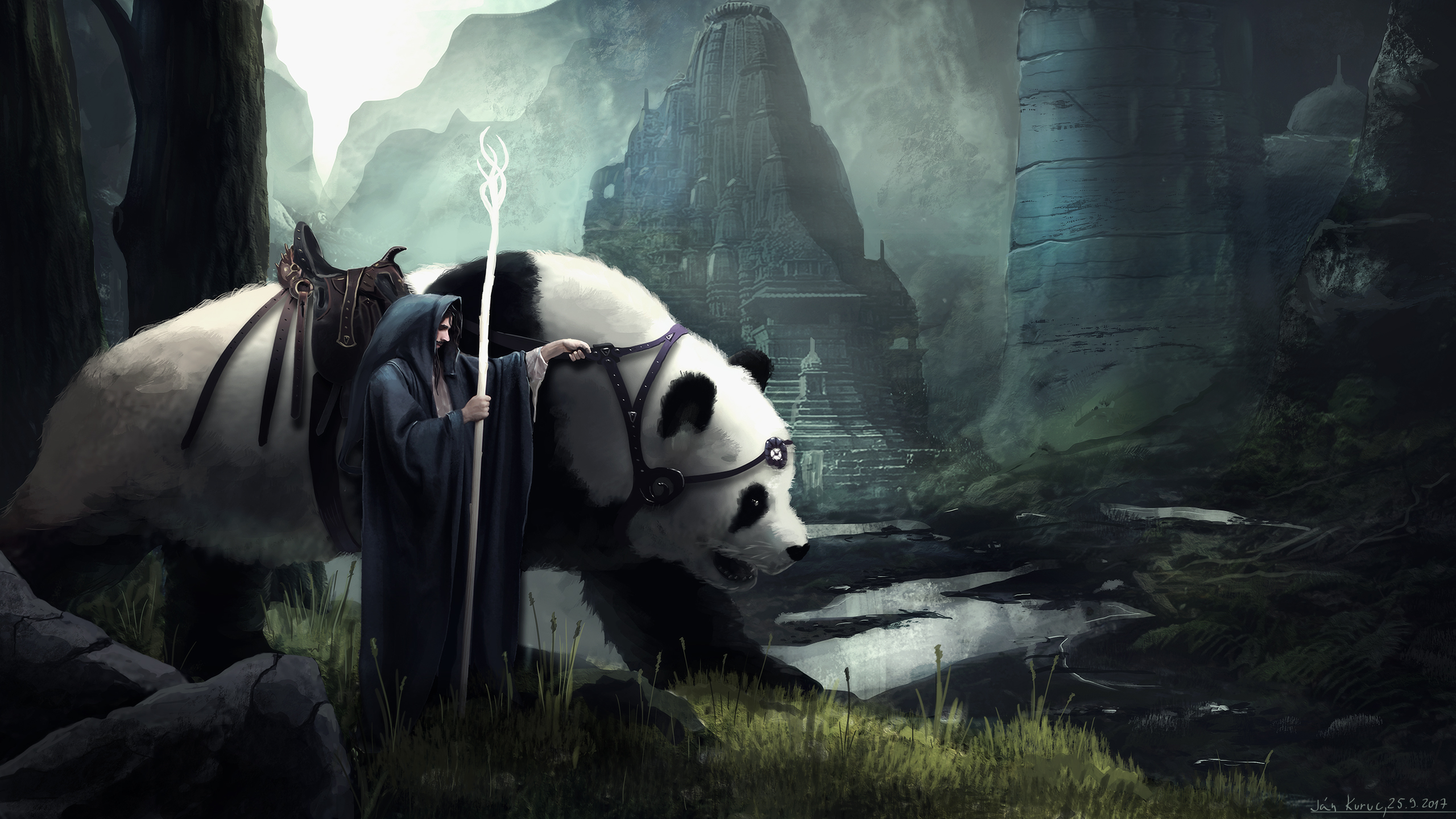 guardian(panda)