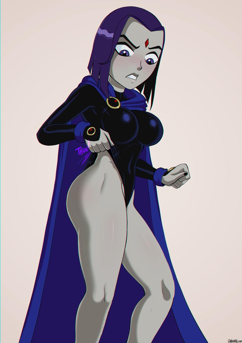 Raven Wedgie