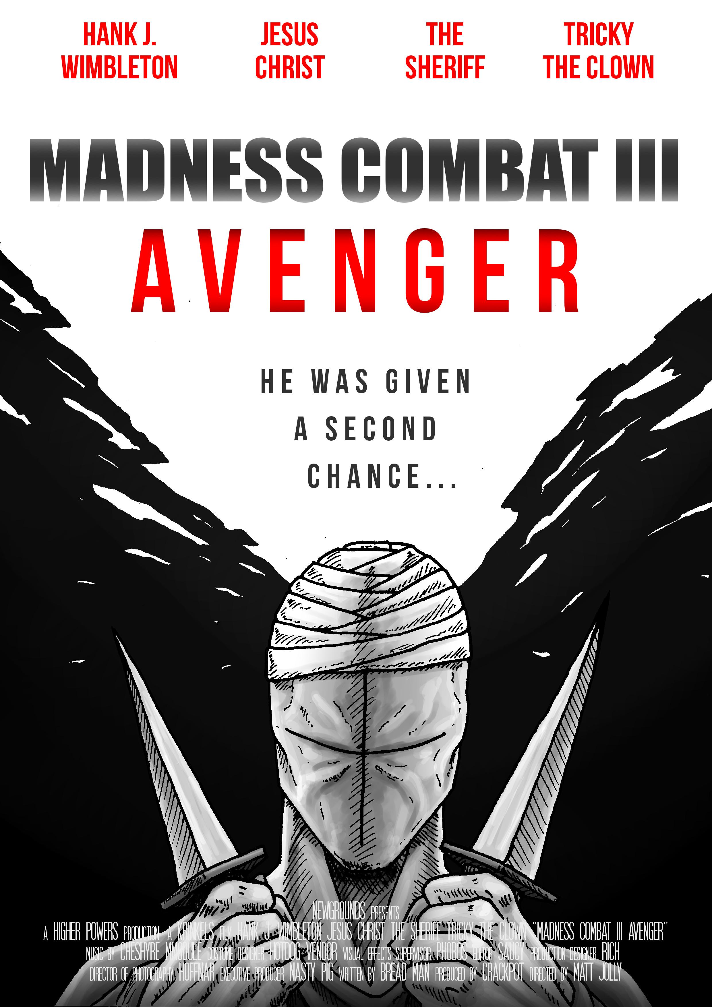 Madness Combat 3 Movie Poster