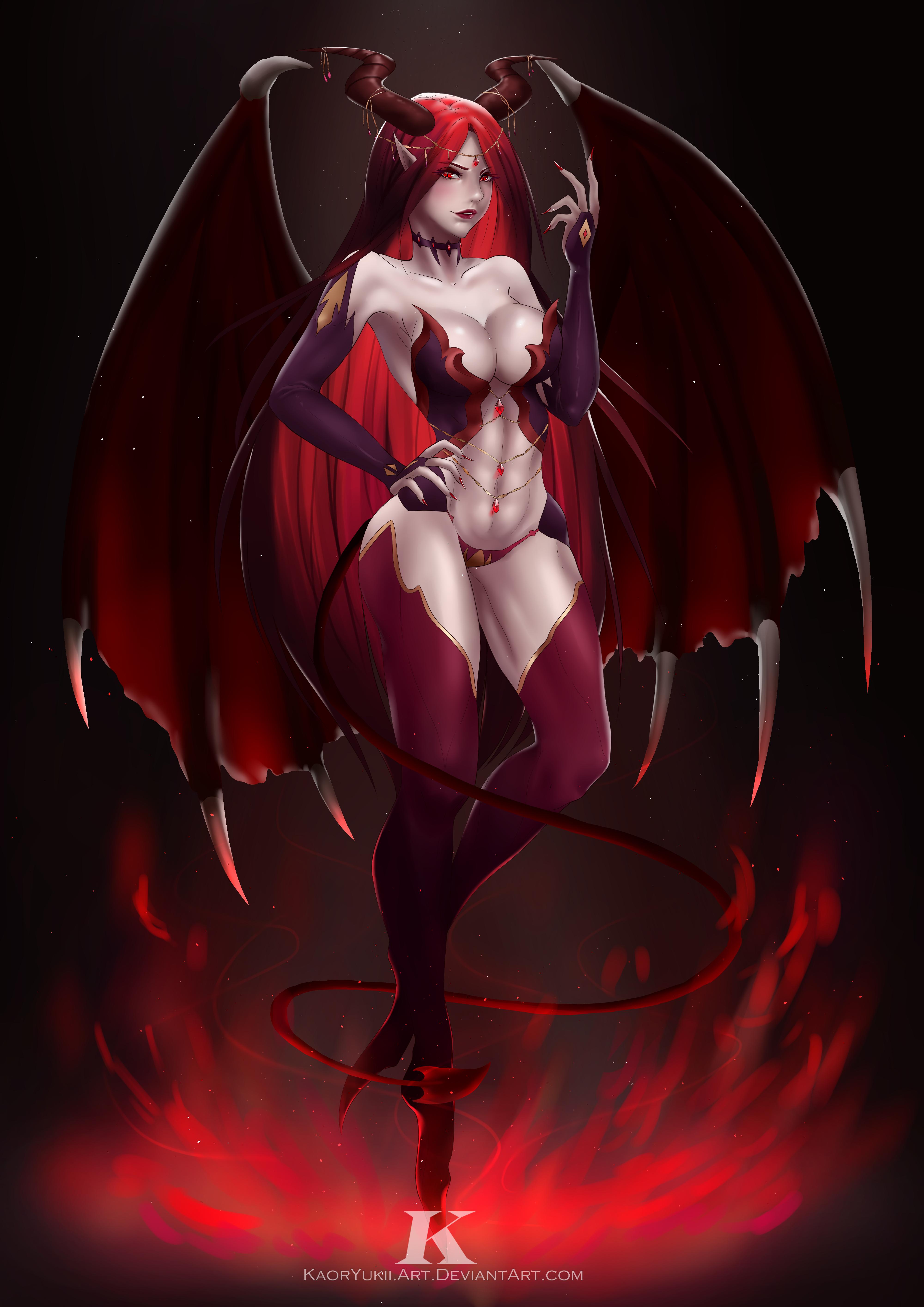 [O.C - KaoriYuki Demon]