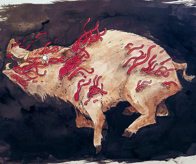 Mononoke Boar