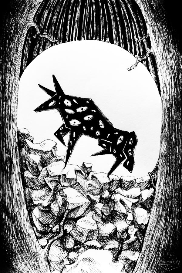Eye Wolf