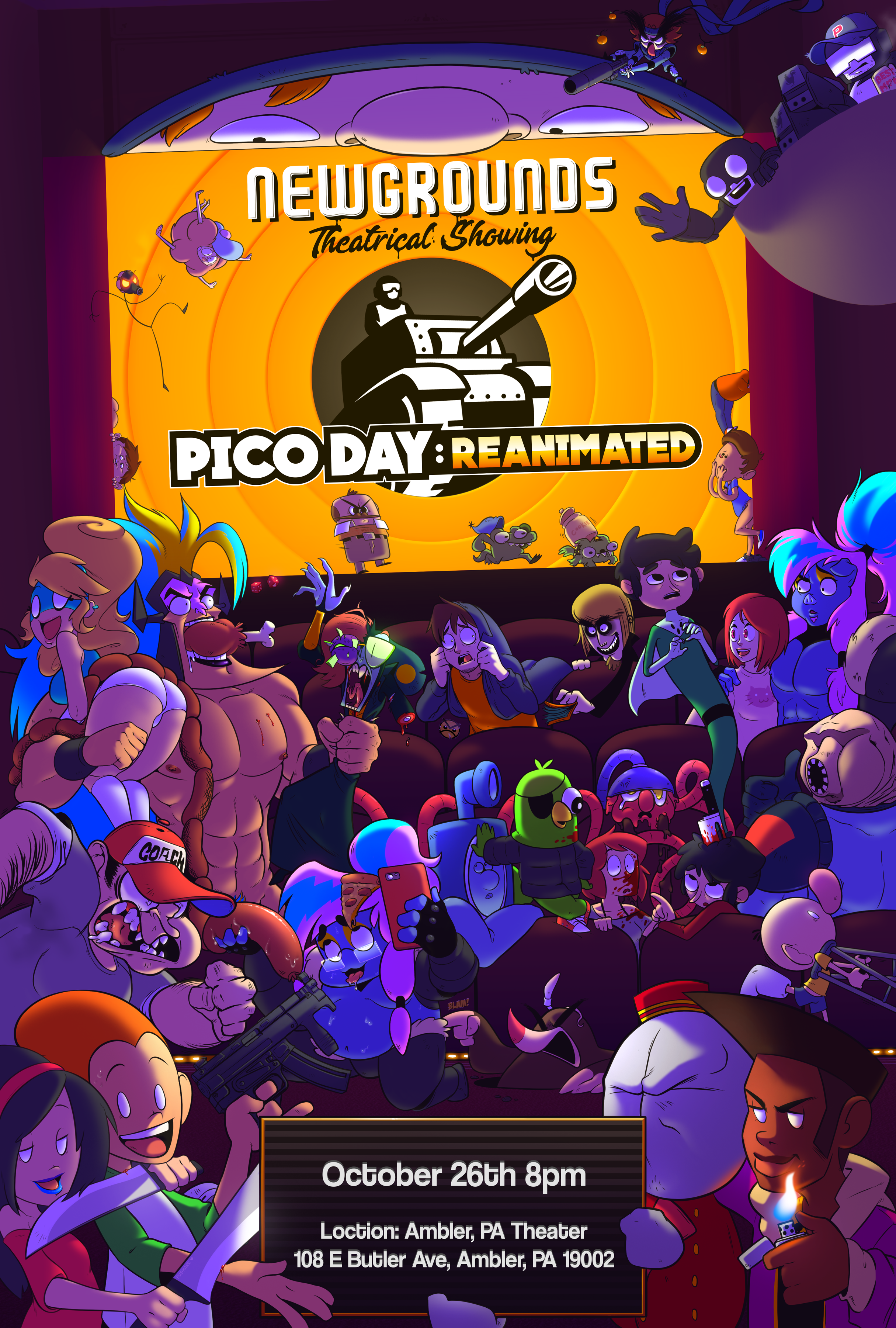 Pico Day: Reanimated