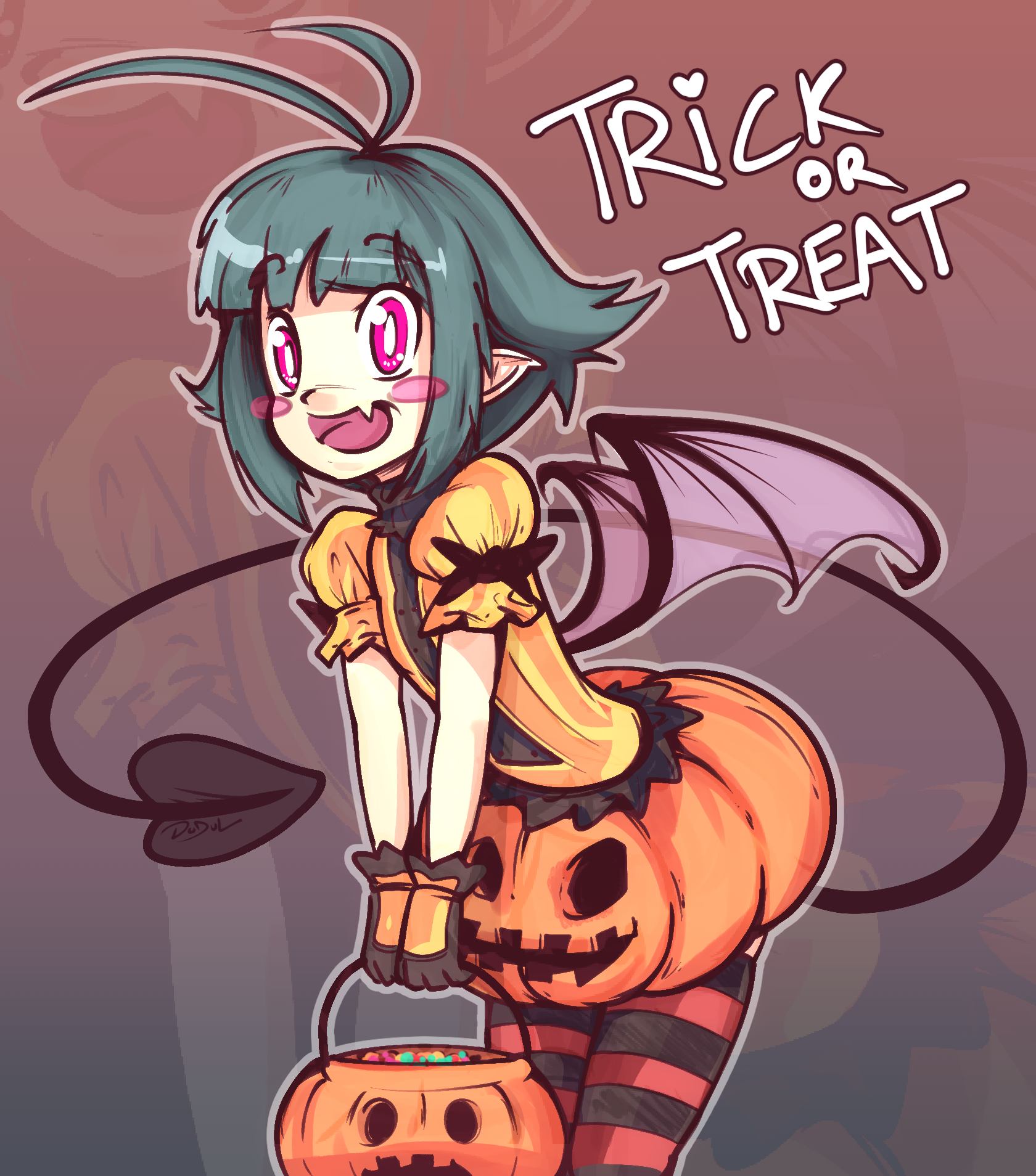 Halloween Nia