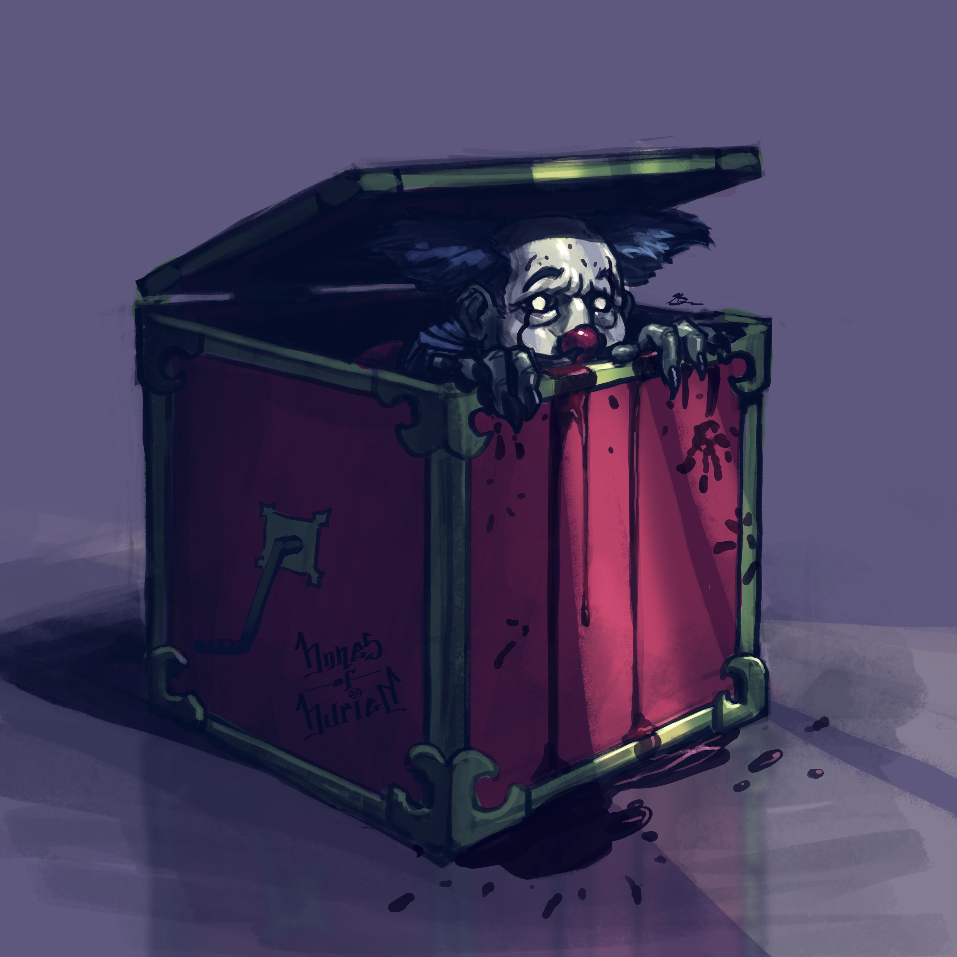 Bedeviled Box