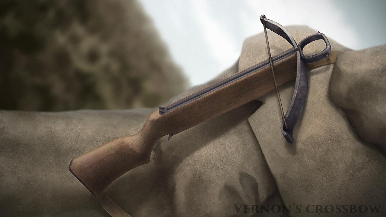 Vernon's crossbow