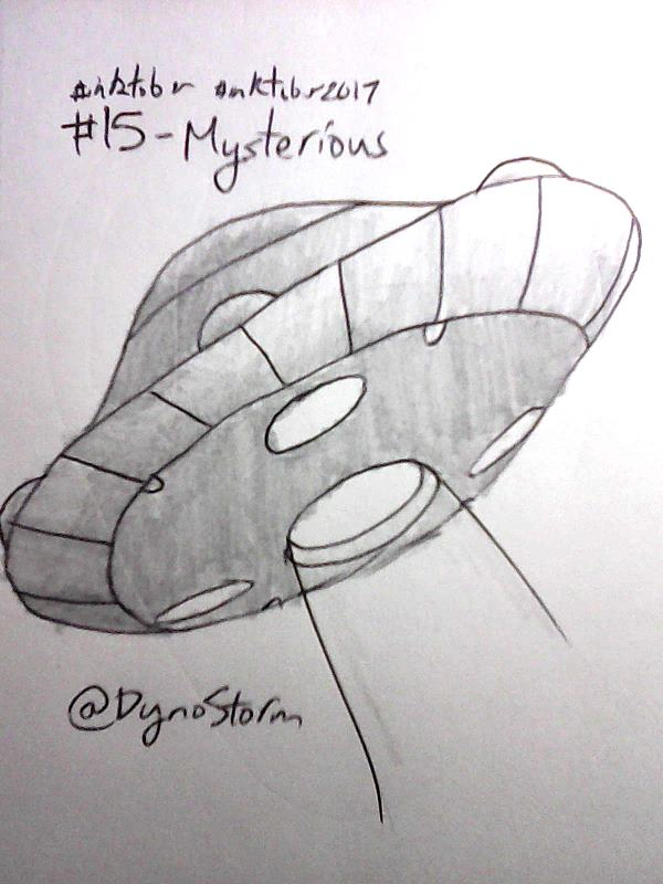 25 - Mysterious