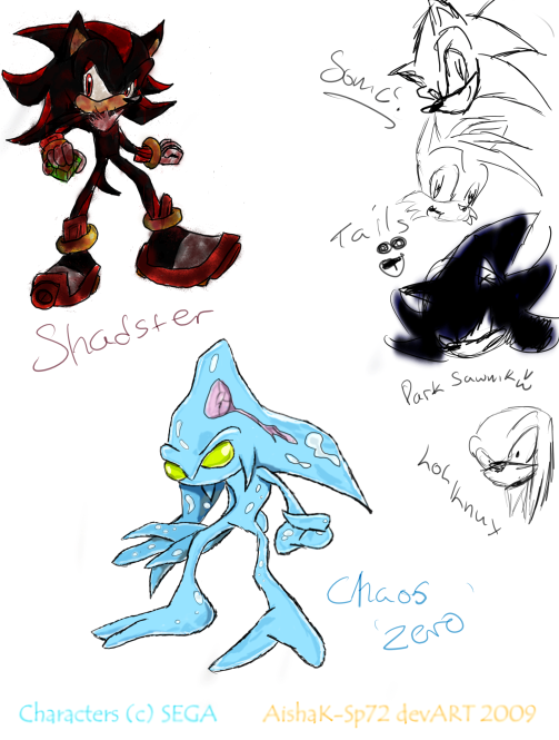 Chaotic Doodle