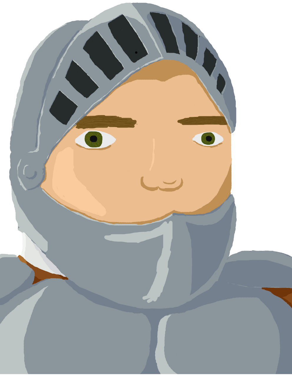 Knight Portrait