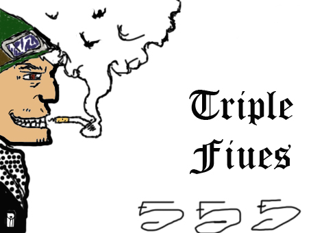 triple fives