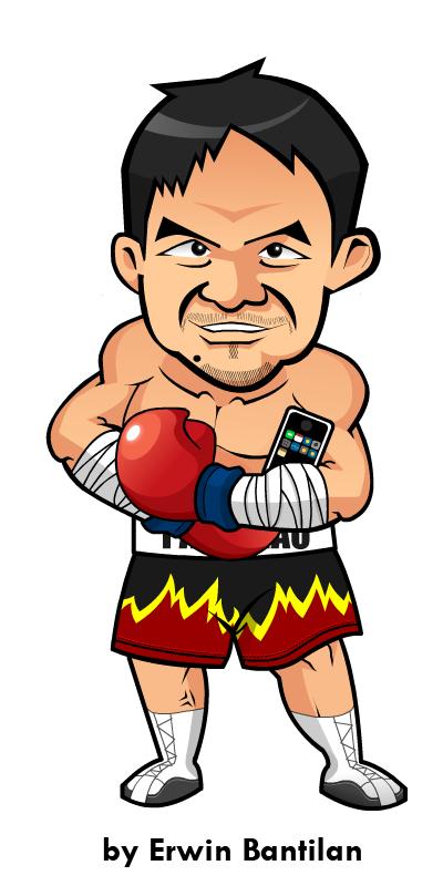 Manny Pacman