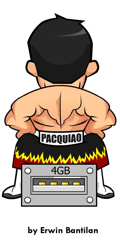 Manny Pacman 1