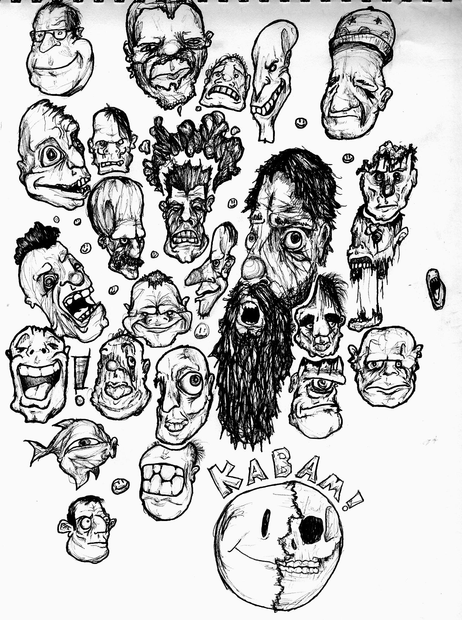 Faces n' Friends