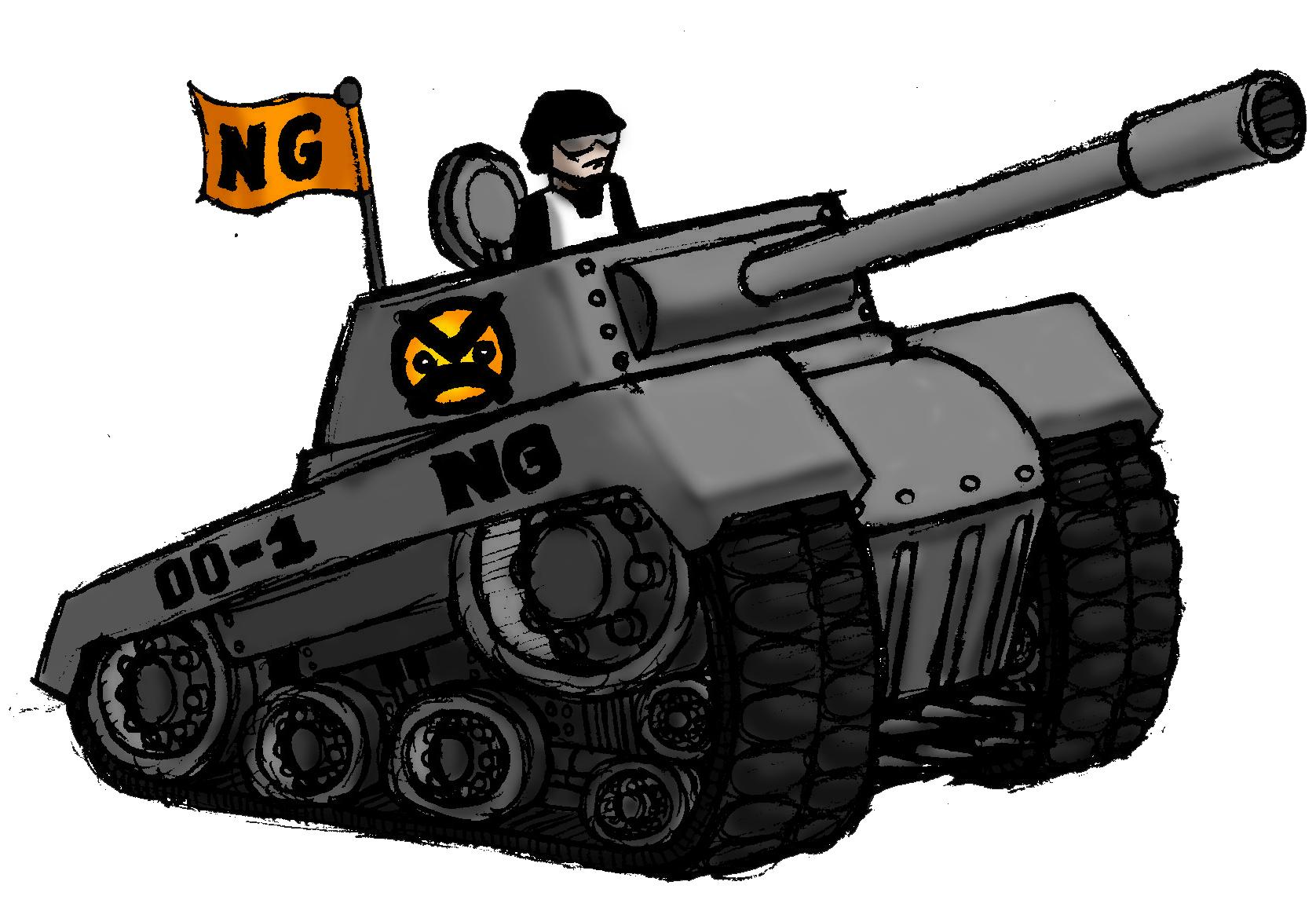 Sole NG Tank