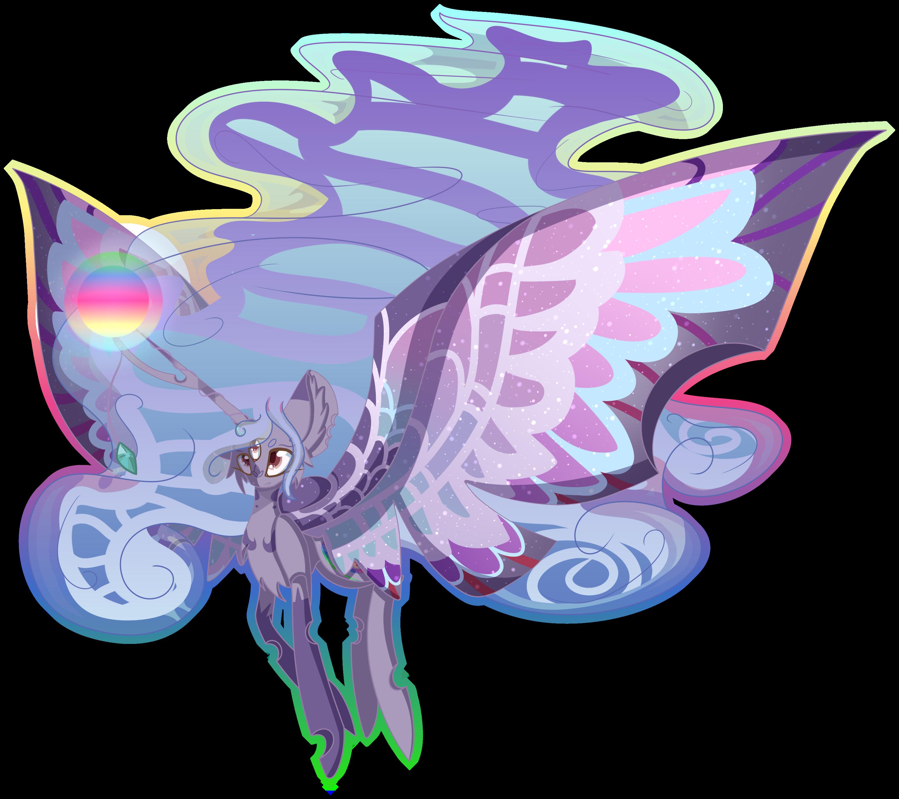 MLP - All Alicorn Fusion