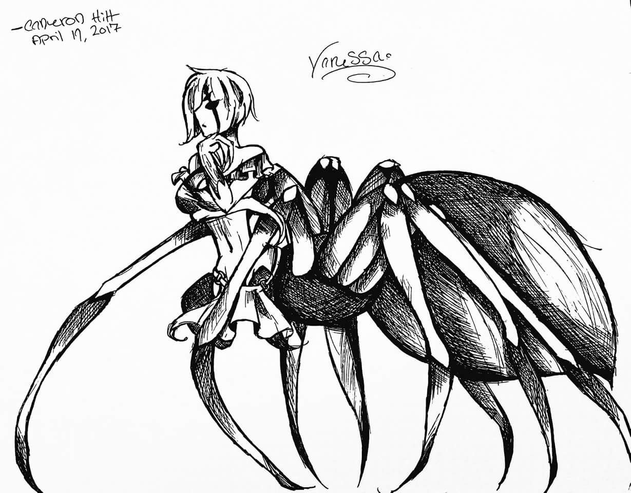 A True Spider Woman