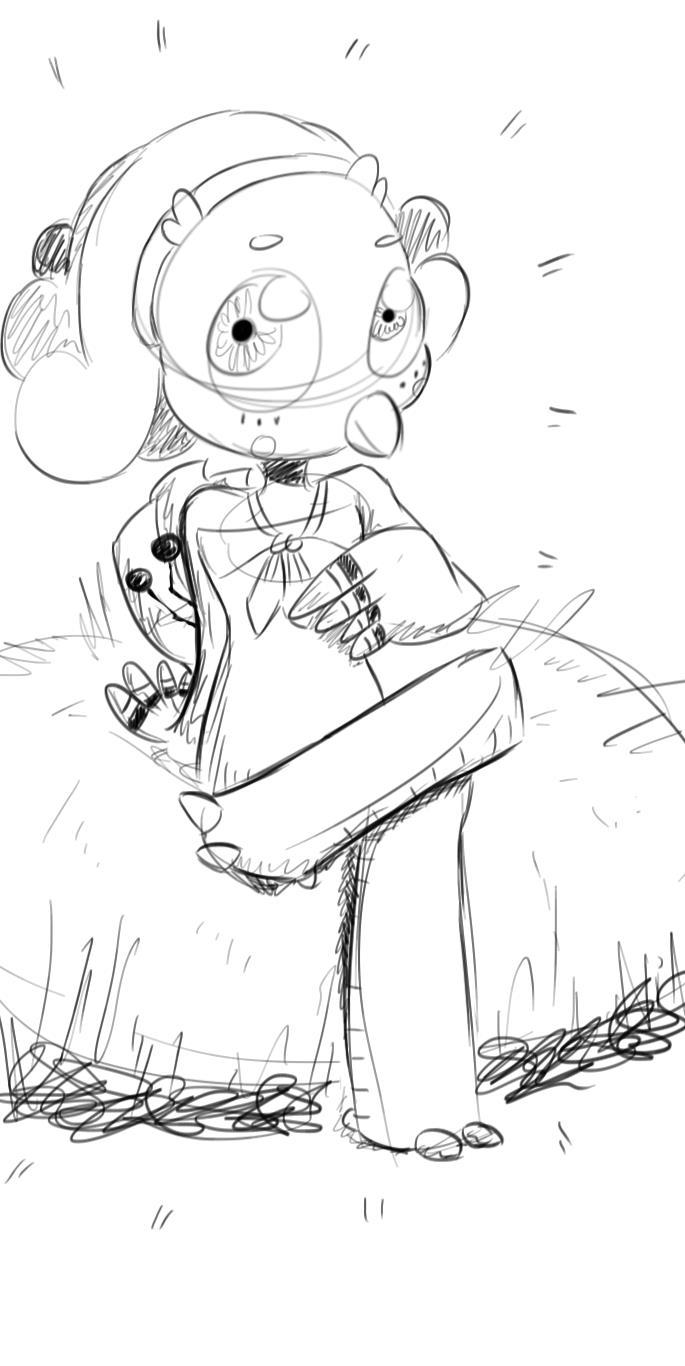Sketch Request: Birb