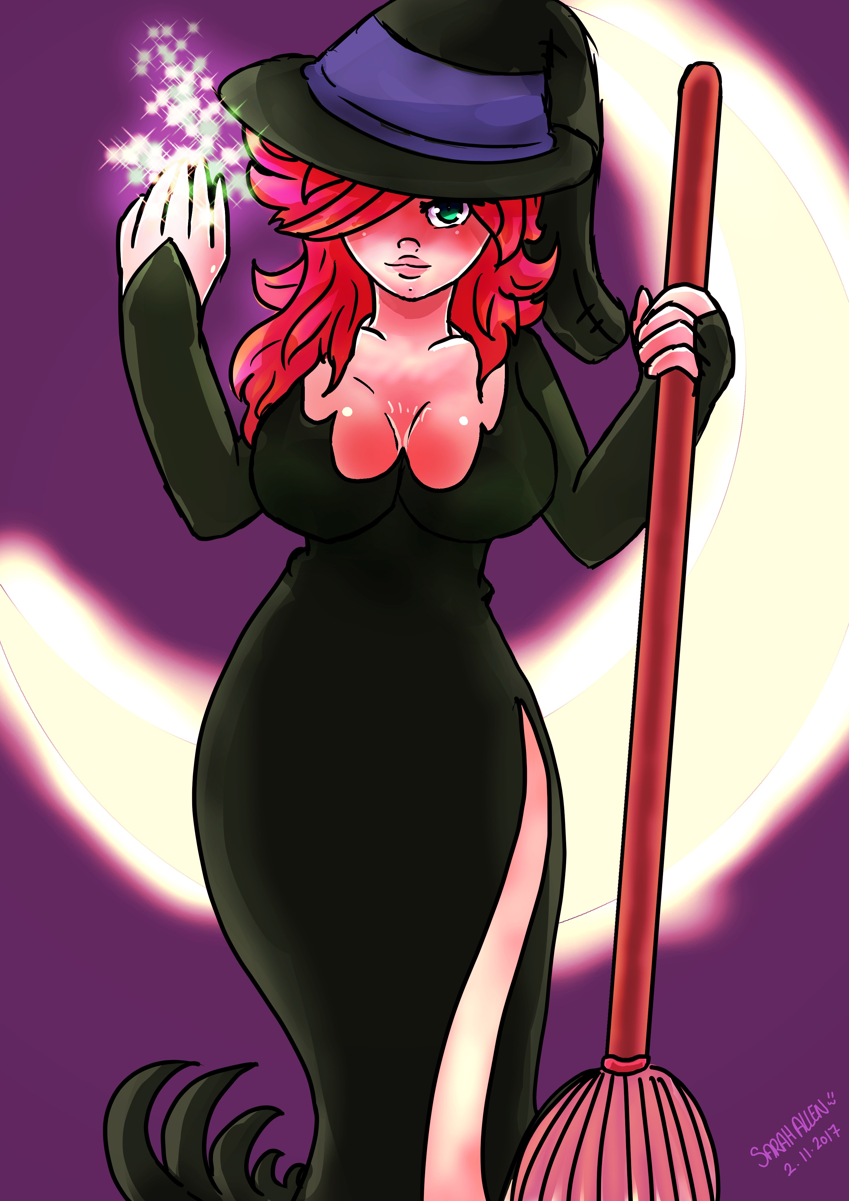 Commission Witch Lessi